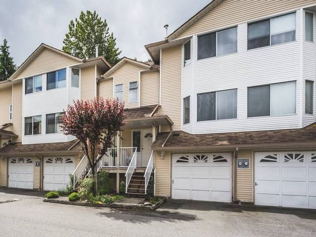 "Main Photo: 12 3087 IMMEL Street in Abbotsford: Central Abbotsford Townhouse for sale in ""Clayburn Estates"" : MLS(r) # R2177778"