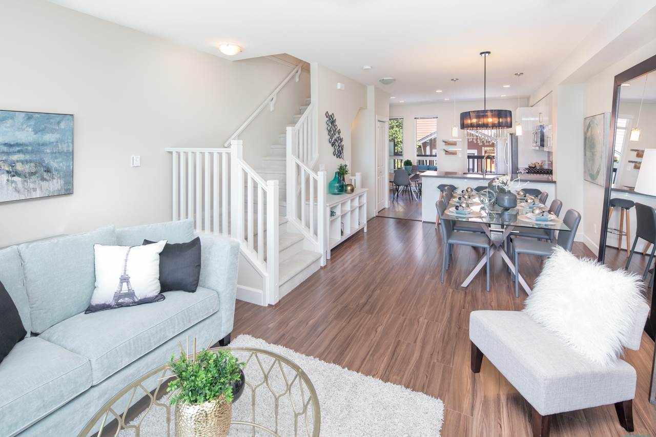 "Main Photo: 33 3431 GALLOWAY Avenue in Coquitlam: Burke Mountain Townhouse for sale in ""Northbrook"" : MLS(r) # R2179583"