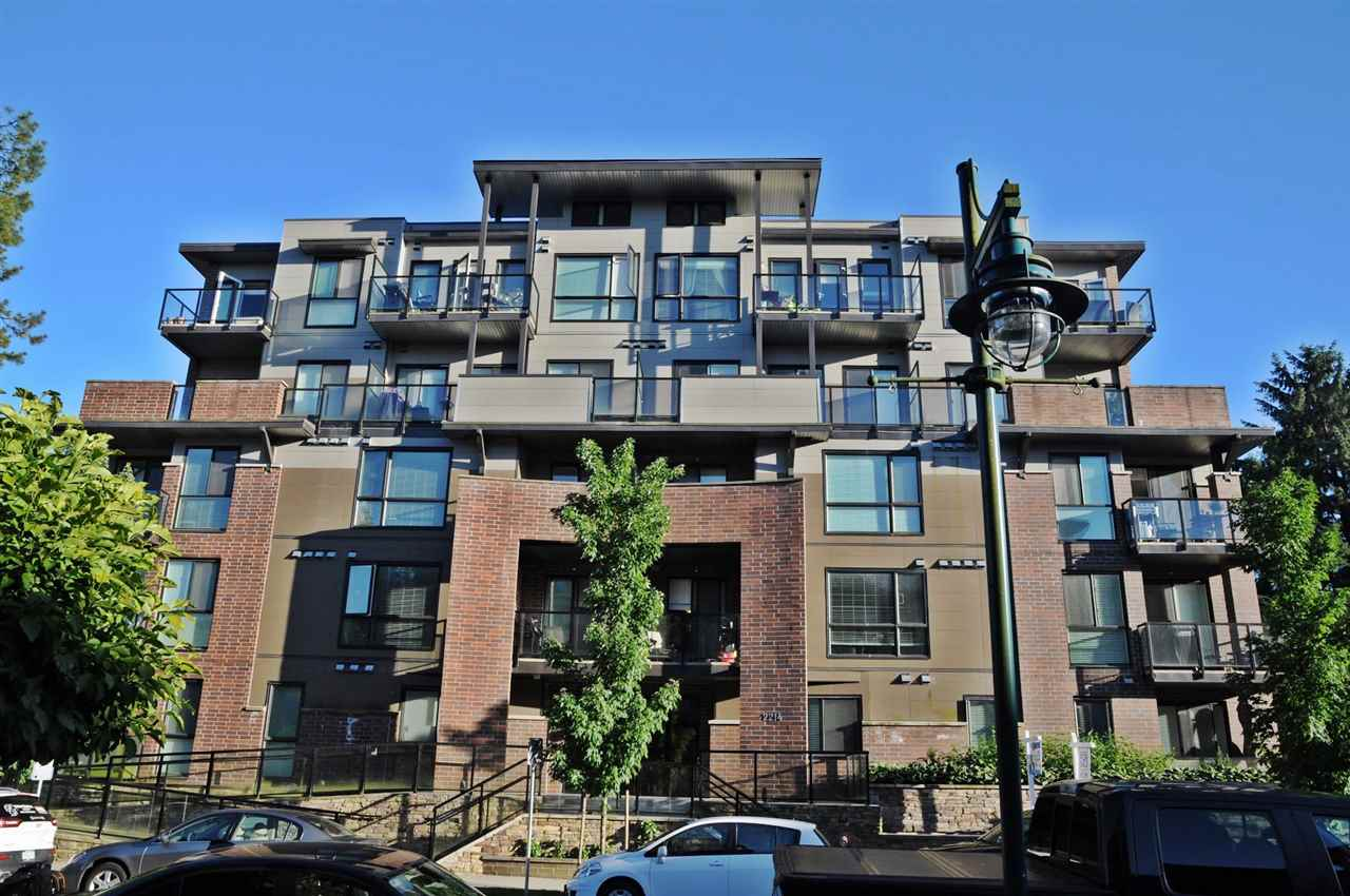 Main Photo: 406 2214 KELLY Avenue in Port Coquitlam: Central Pt Coquitlam Condo for sale : MLS(r) # R2180881