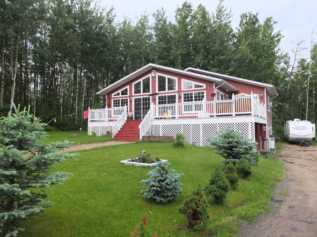 Main Photo: 594039 Range Road 125 in Whitecourt: Country Residential for sale (Whitecourt Rural)  : MLS(r) # 43881