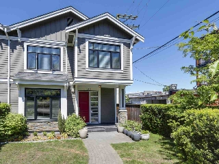 Main Photo: 189 E 17TH AVENUE in Vancouver: Main Townhouse for sale (Vancouver East)  : MLS®# R2170982