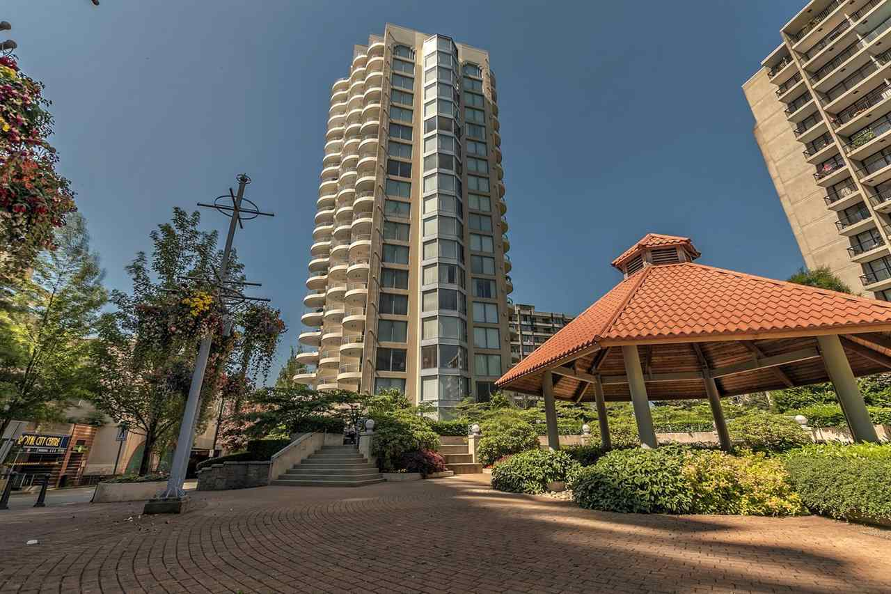 "Main Photo: 1203 739 PRINCESS Street in New Westminster: Uptown NW Condo for sale in ""Berkley"" : MLS(r) # R2185415"