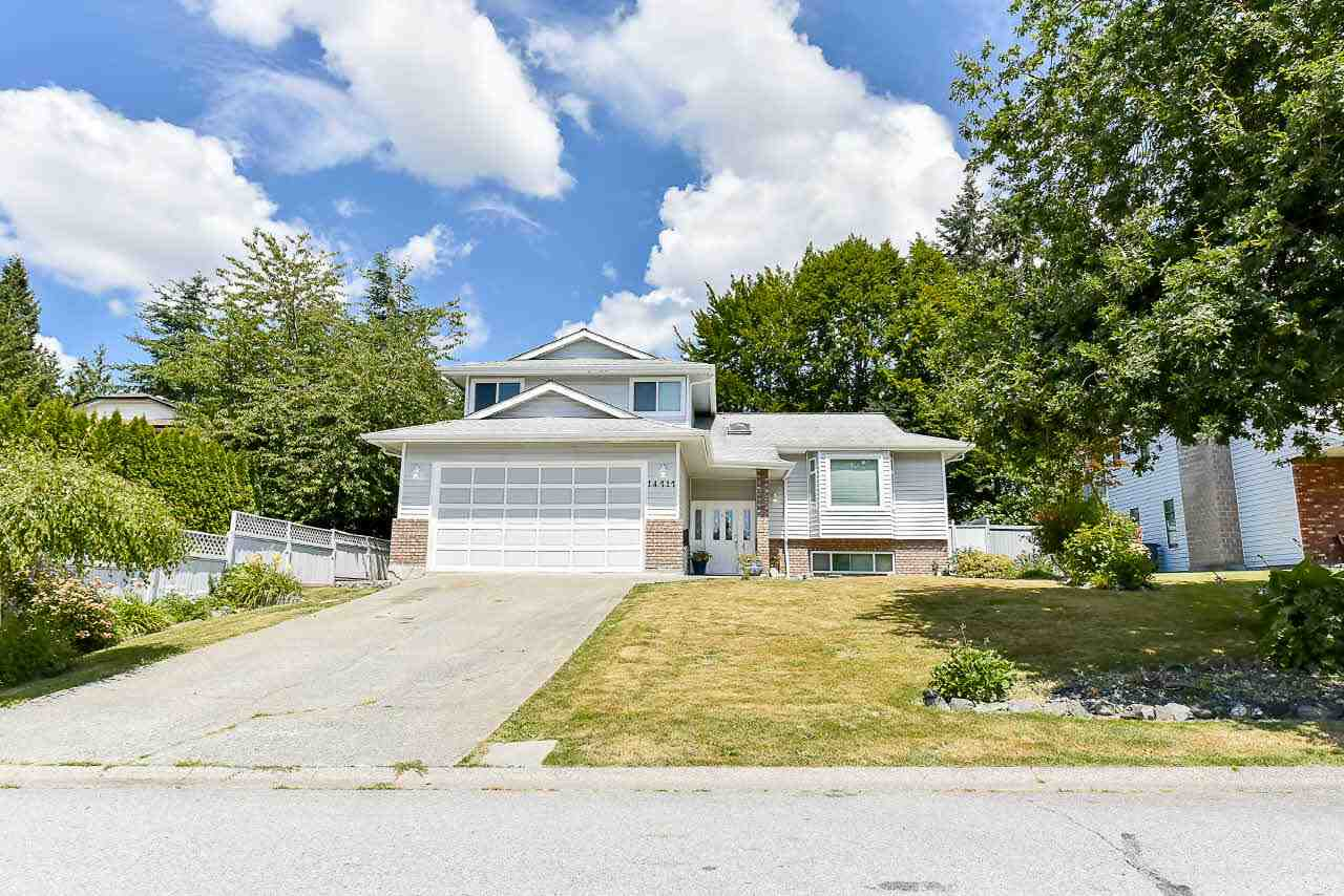 "Main Photo: 14717 87A Avenue in Surrey: Bear Creek Green Timbers House for sale in ""BEAR CREEK GREEN TIMBERS"" : MLS® # R2185613"