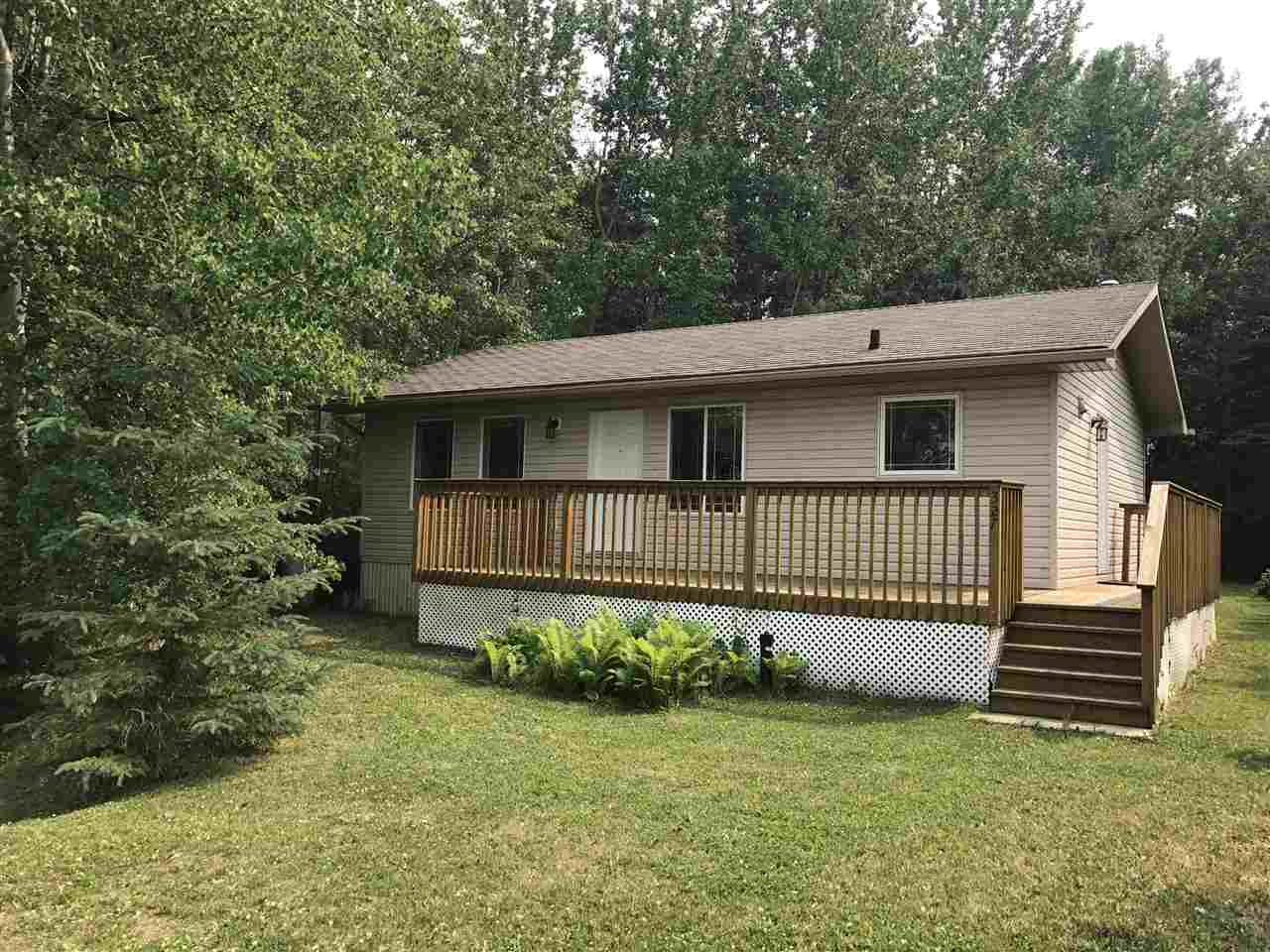 Main Photo: 327 3 Street: Rural Lac Ste. Anne County House for sale : MLS® # E4077303