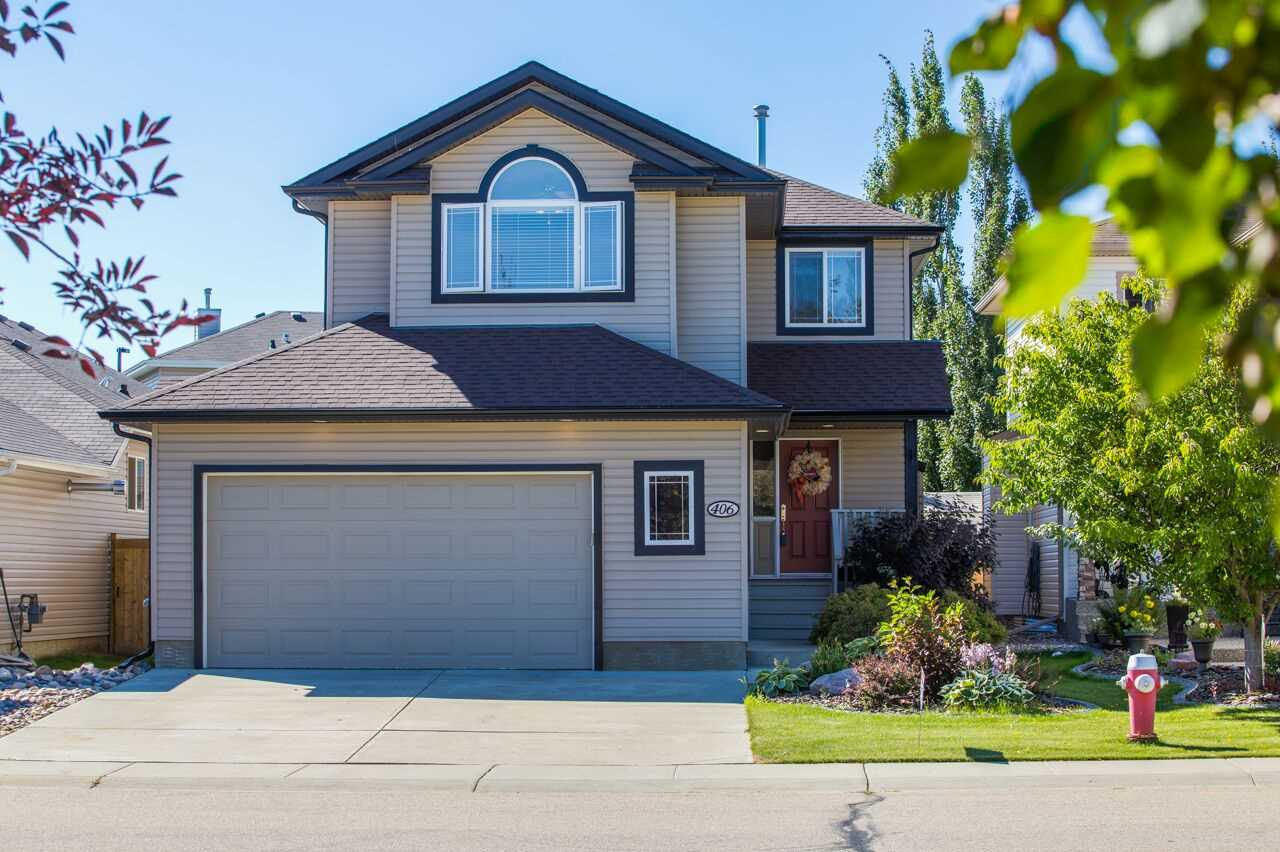 Main Photo: 406 Westerra Boulevard: Stony Plain House for sale : MLS® # E4078734