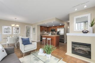 "Main Photo: 406 4400 BUCHANAN Street in Burnaby: Brentwood Park Condo for sale in ""MOTIF"" (Burnaby North)  : MLS® # R2219901"
