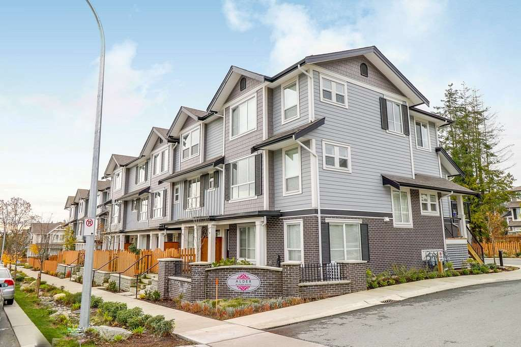 Main Photo: 5 7157 210 Street in Langley: Willoughby Heights Townhouse for sale : MLS® # R2220126