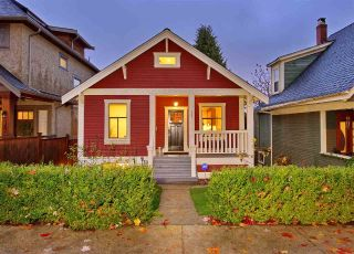 Main Photo: 175 E 21ST Avenue in Vancouver: Main House for sale (Vancouver East)  : MLS® # R2223614