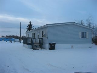 Main Photo: 610 4 Street: Thorhild Manufactured Home for sale : MLS® # E4090240
