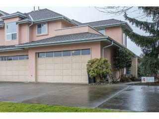 "Main Photo: 4 19044 118B Avenue in Pitt Meadows: Central Meadows Townhouse for sale in ""PIONEER MEADOWS"" : MLS® # R2231925"