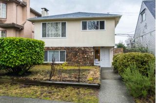 Main Photo: 2248 UPLAND Drive in Vancouver: Fraserview VE House for sale (Vancouver East)  : MLS® # R2235367