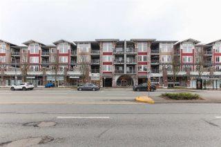 "Main Photo: 208 12350 HARRIS Road in Pitt Meadows: Central Meadows Condo for sale in ""Keystone"" : MLS® # R2236178"