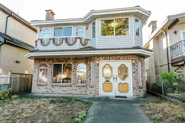 Main Photo: 7157 NANAIMO Street in Vancouver: Fraserview VE House for sale (Vancouver East)  : MLS® # R2236648