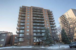Main Photo: 1102 10545 SASKATCHEWAN Drive in Edmonton: Zone 15 Condo for sale : MLS® # E4096606