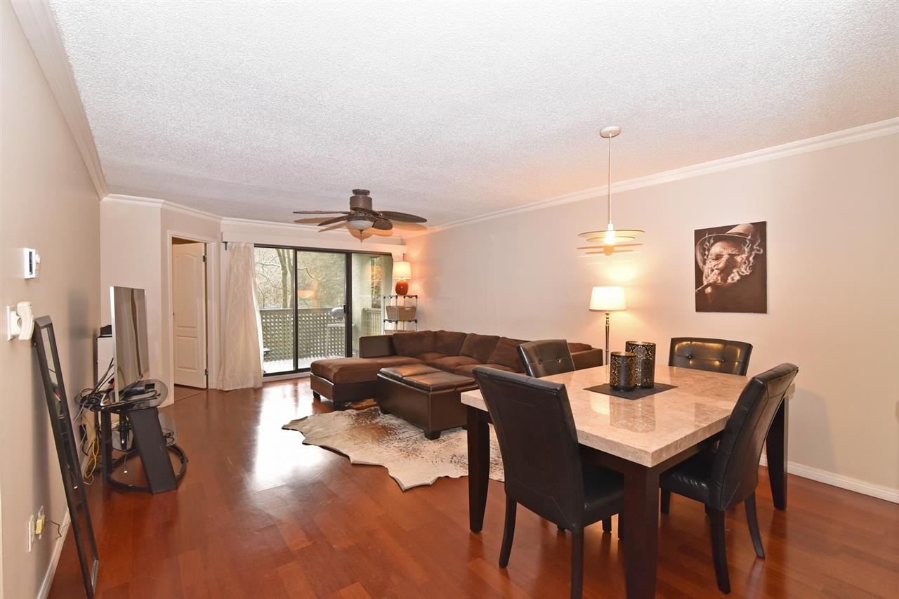 Main Photo: 205 1210 PACIFIC STREET in Coquitlam: North Coquitlam Condo for sale : MLS® # R2235055