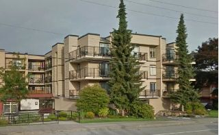 "Main Photo: 214 10438 148 Street in Surrey: Guildford Condo for sale in ""Guildford Greene"" (North Surrey)  : MLS® # R2242367"