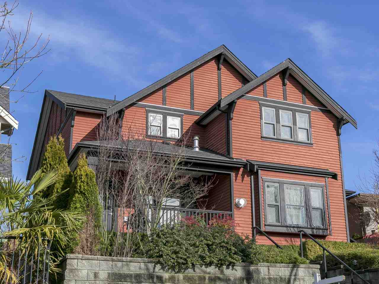 Main Photo: 2025 E 10TH AVENUE in Vancouver: Grandview VE House 1/2 Duplex for sale (Vancouver East)  : MLS®# R2247203