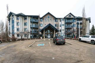 Main Photo: 202 100 Foxhaven Drive: Sherwood Park Condo for sale : MLS®# E4105992