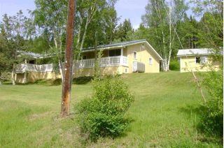 Main Photo: 6778 LAGERQUIST Road: McLeese Lake Manufactured Home for sale (Williams Lake (Zone 27))  : MLS®# R2263058