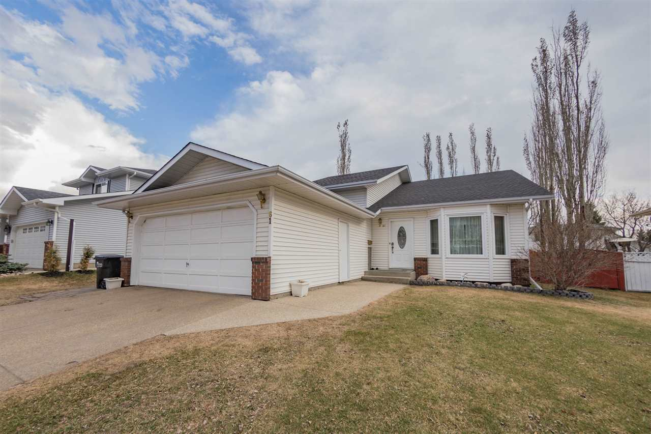 Main Photo: 61 Highland Way: Sherwood Park House for sale : MLS®# E4108709