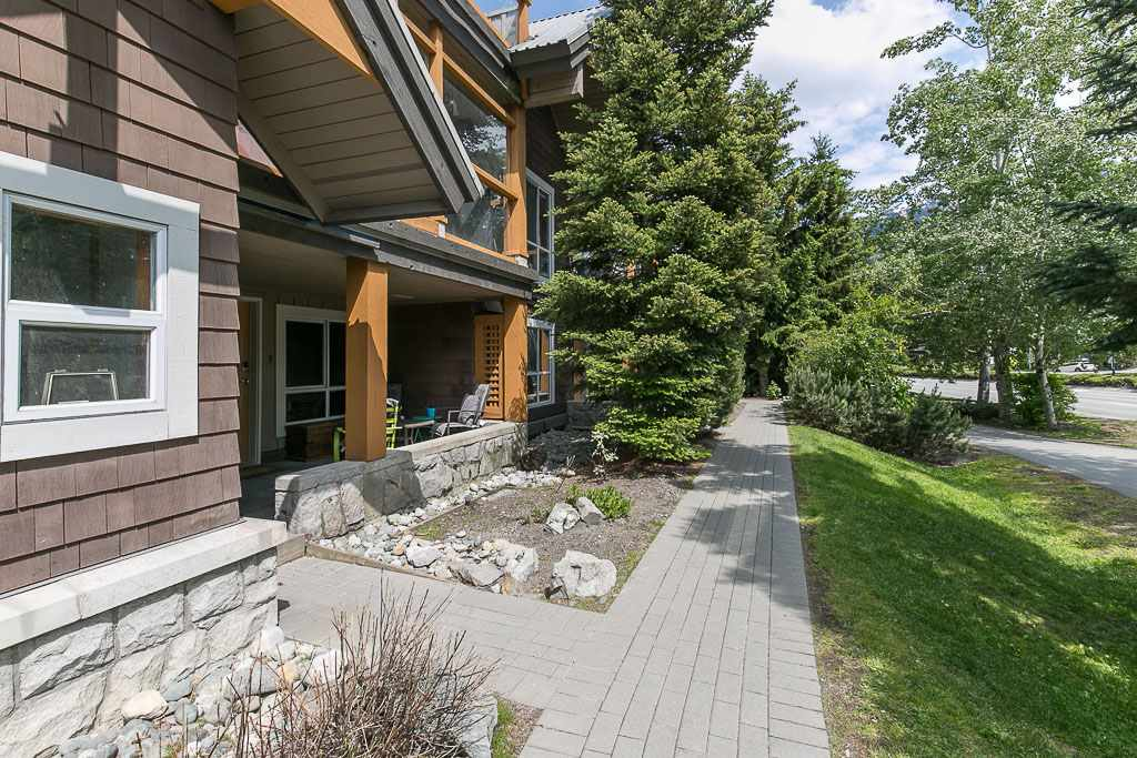 "Main Photo: 23 23A - 4388 NORTHLANDS Boulevard in Whistler: Whistler Village Townhouse for sale in ""GLACIER'S REACH"" : MLS®# R2278097"