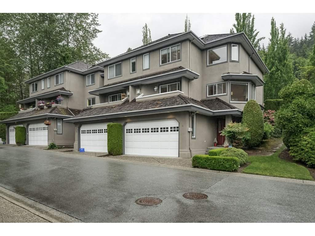 Main Photo: 4 2990 PANORAMA Drive in Coquitlam: Westwood Plateau Townhouse for sale : MLS®# R2280128
