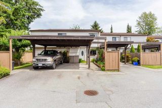 "Main Photo: 5117 203 Street in Langley: Langley City Townhouse for sale in ""Longlea Estates"" : MLS®# R2287125"