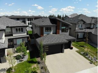 Main Photo: 3157 CAMERON HEIGHTS Way in Edmonton: Zone 20 House for sale : MLS®# E4129043