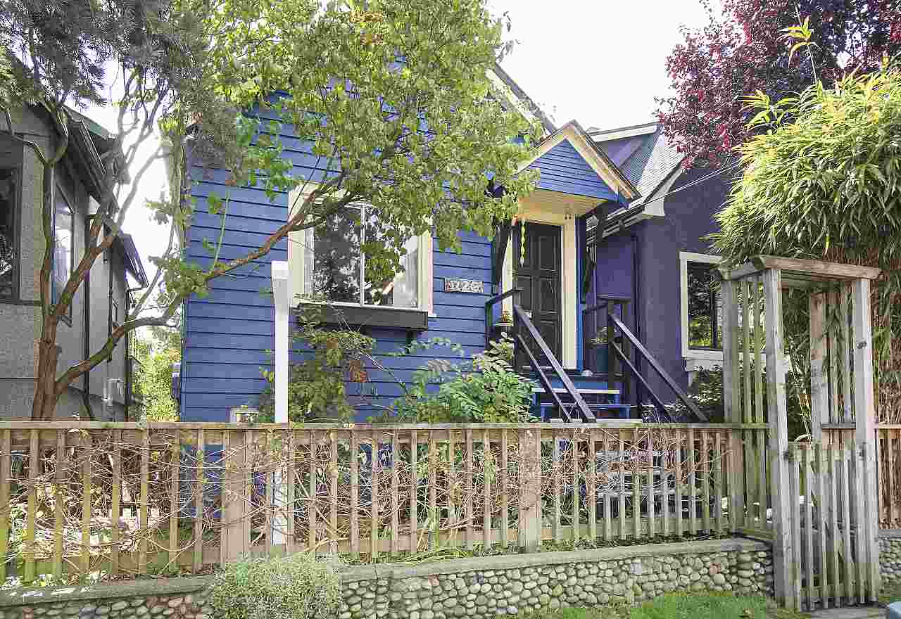 FEATURED LISTING: 1726 MCSPADDEN Avenue Vancouver