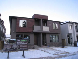 Main Photo: 2 3716 16 Street SW in CALGARY: Altadore River Park Townhouse for sale (Calgary)  : MLS® # C3462035