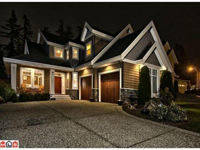 "Main Photo: 2888 147A Street in Surrey: Elgin Chantrell House for sale in ""Heritage Trails"" (South Surrey White Rock)  : MLS®# F1104603"
