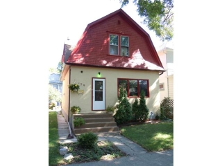 Main Photo: 199 Lipton Street in WINNIPEG: West End / Wolseley Residential for sale (West Winnipeg)  : MLS® # 1118100