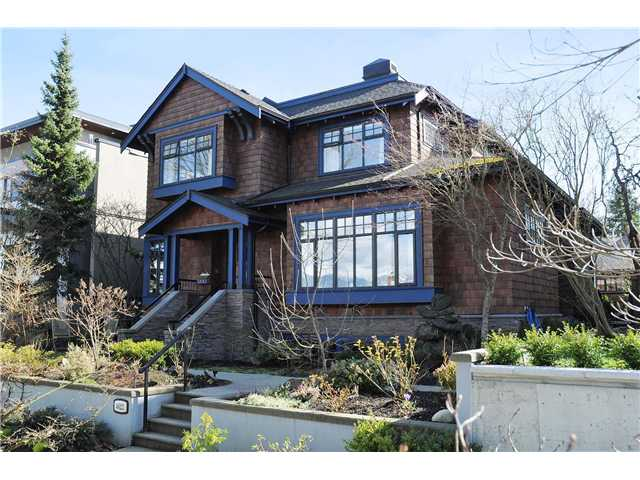 "Main Photo: 4622 W 5TH AV in Vancouver: Point Grey House for sale in ""POINT GREY"" (Vancouver West)  : MLS®# V939573"