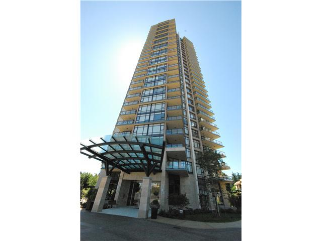Main Photo: 2002 6188 WILSON Avenue in Burnaby: Metrotown Condo for sale (Burnaby South)  : MLS® # V1002375
