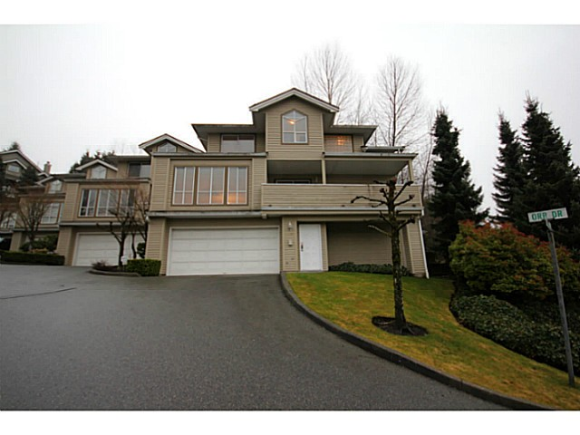 "Main Photo: 1102 ORR Drive in Port Coquitlam: Citadel PQ Townhouse for sale in ""The Summit"" : MLS(r) # V1040999"
