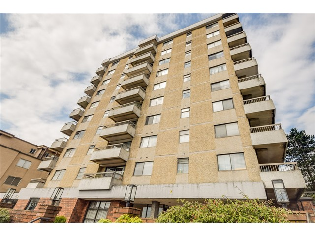 "Main Photo: 505 209 CARNARVON Street in New Westminster: Downtown NW Condo for sale in ""ARGYLE HOUSE"" : MLS(r) # V1056469"