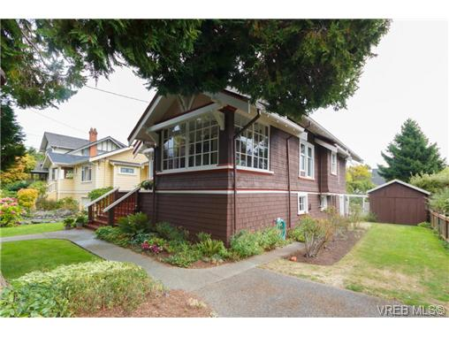 Photo 2: 1057 Monterey Avenue in VICTORIA: OB South Oak Bay Single Family Detached for sale (Oak Bay)  : MLS(r) # 342614