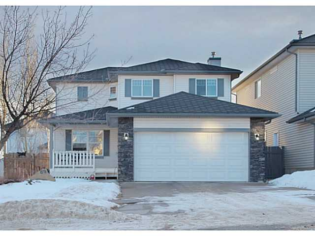Main Photo: 69 WESTRIDGE Drive: Okotoks Residential Detached Single Family for sale : MLS® # C3649448