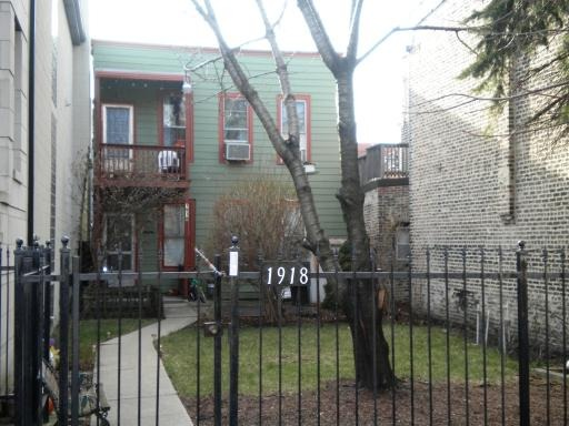 Main Photo: 1918 WILMOT Avenue in CHICAGO: CHI - Logan Square Multi Family (2-4 Units) for sale ()  : MLS® # 09037155