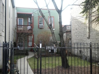 Main Photo: 1918 WILMOT Avenue in CHICAGO: CHI - Logan Square Multi Family (2-4 Units) for sale ()  : MLS®# 09037155