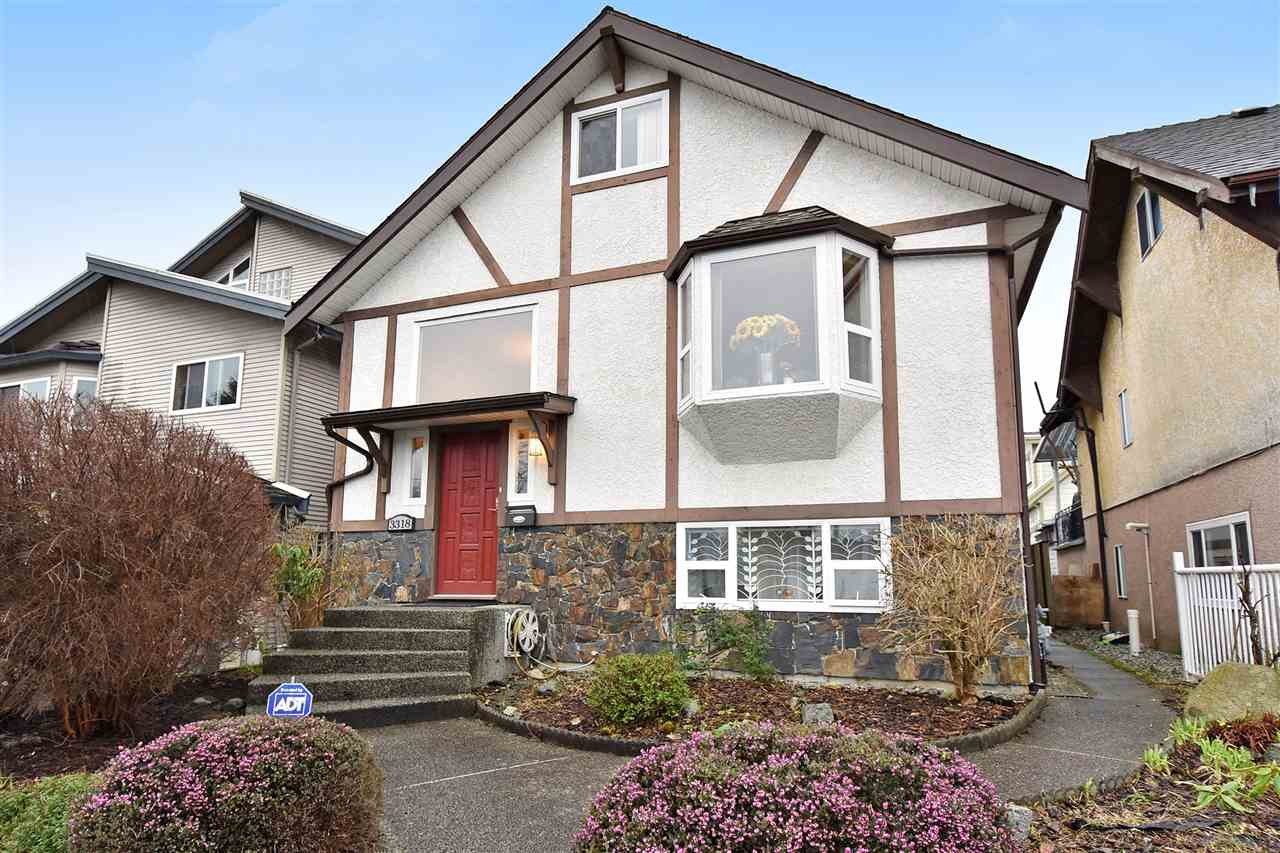 Main Photo: 3318 NAPIER Street in Vancouver: Renfrew VE House for sale (Vancouver East)  : MLS® # R2032647