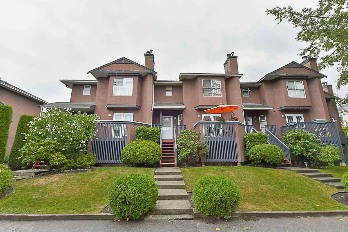 "Main Photo: 2 1336 PITT RIVER Road in Port Coquitlam: Citadel PQ Townhouse for sale in ""REMAX PPTY MGMT"" : MLS® # R2105788"