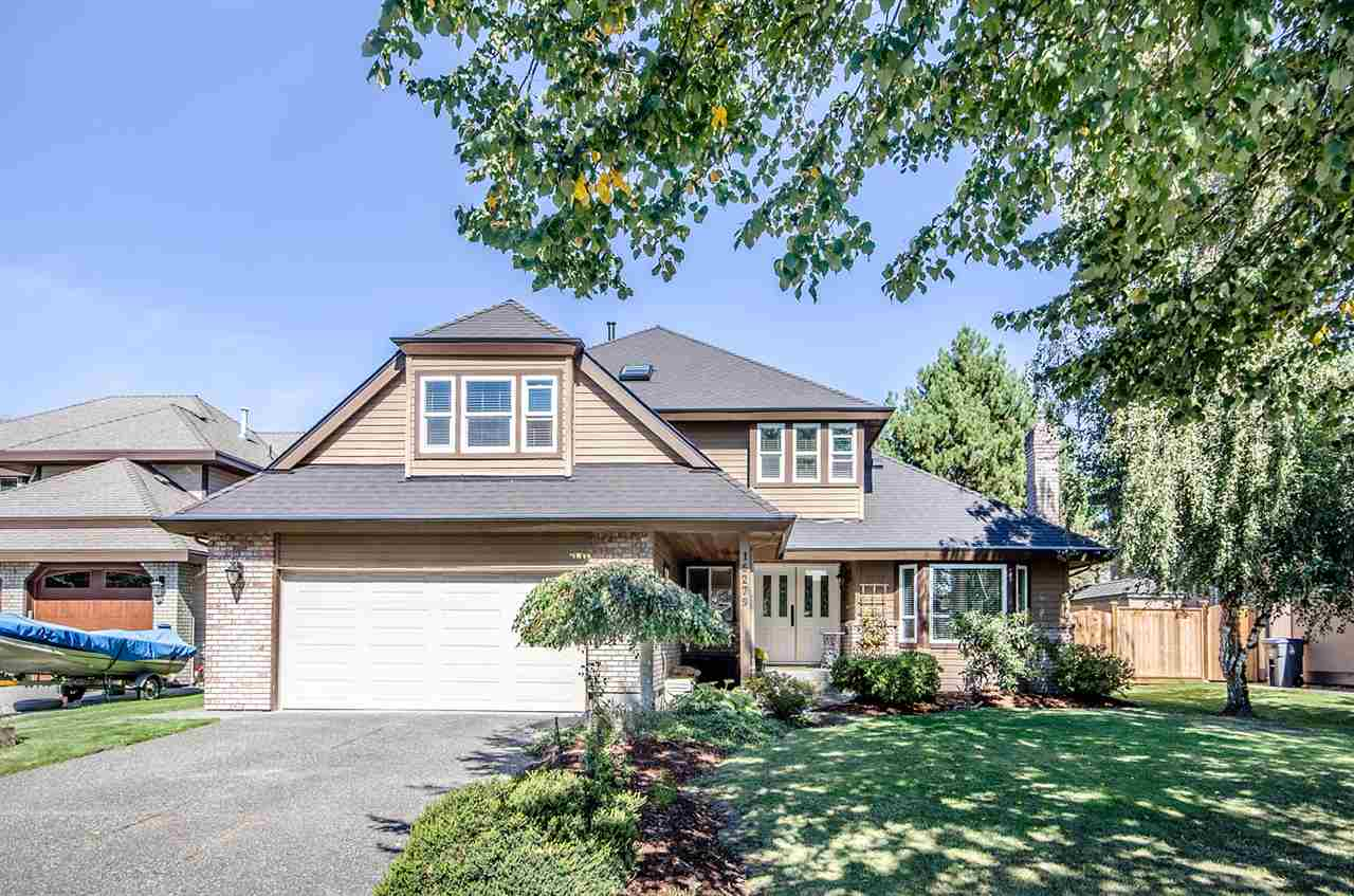"Main Photo: 16279 79 Avenue in Surrey: Fleetwood Tynehead House for sale in ""HAZELWOOD GROVE"" : MLS® # R2109024"