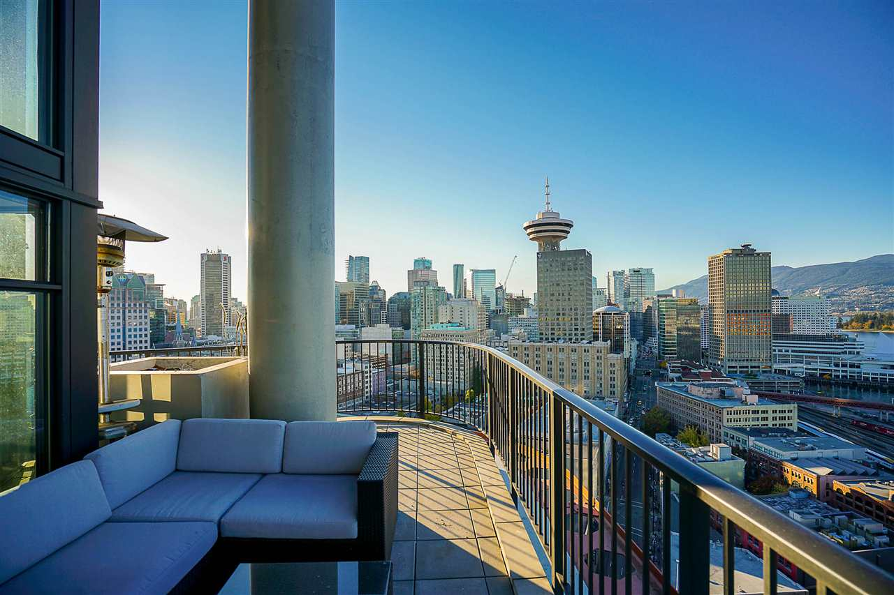 "Photo 15: 2910 128 W CORDOVA Street in Vancouver: Downtown VW Condo for sale in ""WOODWARDS"" (Vancouver West)  : MLS(r) # R2146914"