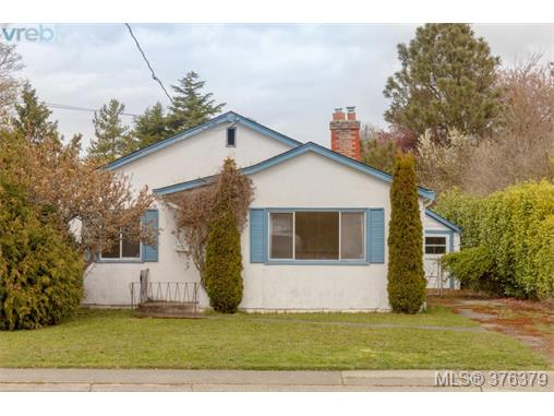 Main Photo: 1838 Newton Street in VICTORIA: SE Camosun Single Family Detached for sale (Saanich East)  : MLS®# 376379
