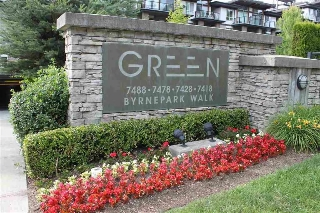 "Main Photo: 204 7478 BYRNEPARK Walk in Burnaby: South Slope Condo for sale in ""GREEN"" (Burnaby South)  : MLS(r) # R2159138"