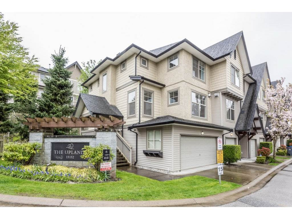 "Main Photo: 120 15152 62A Avenue in Surrey: East Newton Townhouse for sale in ""UPLANDS"" : MLS® # R2161821"