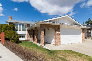 Main Photo: 136 DUNLUCE Road in Edmonton: Zone 27 House for sale : MLS(r) # E4062389