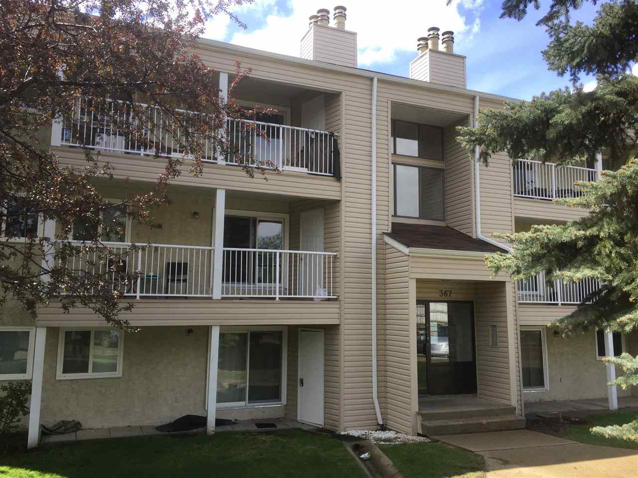 101 367 WOODBRIDGE WAY Sherwood Park Condo For Sale MLSR E4064032