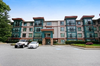 Main Photo: 415 33485 SOUTH FRASER Way in Abbotsford: Central Abbotsford Condo for sale : MLS(r) # R2166837